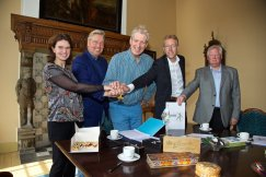 Intentieverklaring Ringersfabriek, Alkmaar Foto: Gemeente Alkmaar