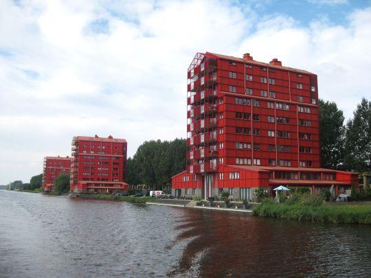 Regenboogbuurt, Almere Buiten