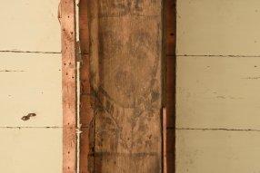 Oudste balkenbeschilderingen van Nederland ontdekt in Kampen. Foto: Josefien Tegelaar.
