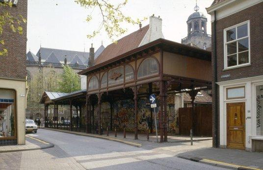Botermarkt, Deventer Foto: RCE