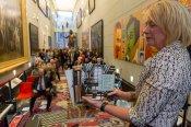Stichting Historische interieurs Amsterdam presenteert drie boeken in het Amsterdam Museum