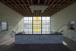 Raam voor restauratie Foto: Russcher Tekst & Beeld