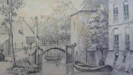 De Romeijnbrug in Oudewater