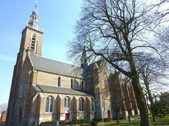 Sint Baafskerk in Aardenburg