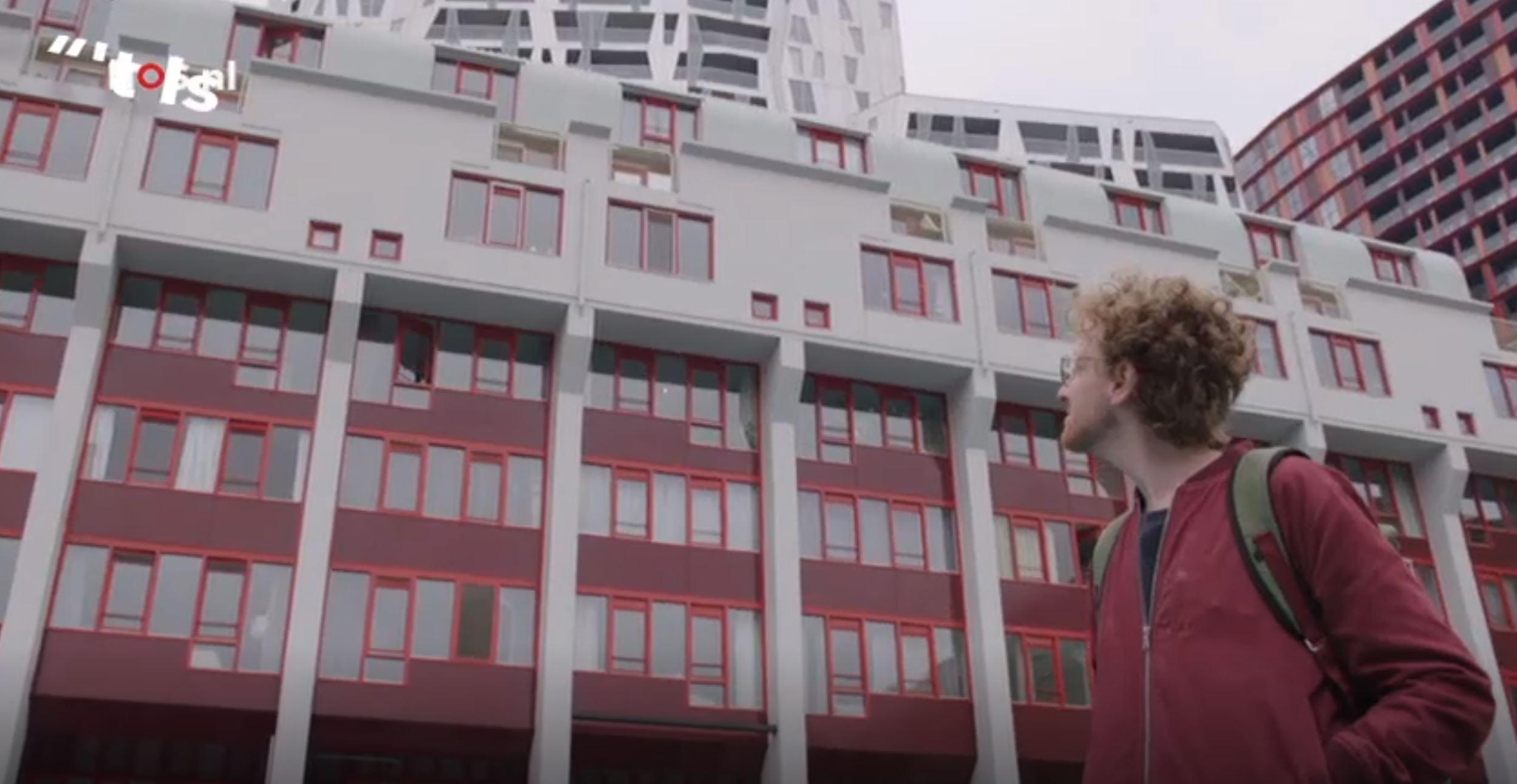 Lofzang op lelijke Rotterdamse gebouwen