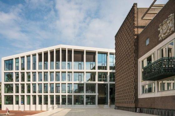 Het Gelders Huis in Arnhem is Beste Gebouw van het Jaar
