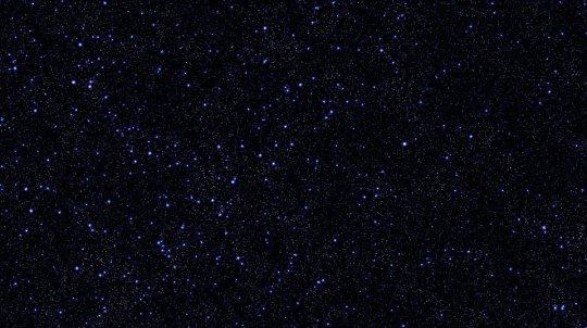 Referentiebeeld: sterren