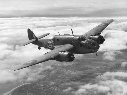 Referentiebeeld: Britse bommenwerper uit de Tweede Wereldoorlog