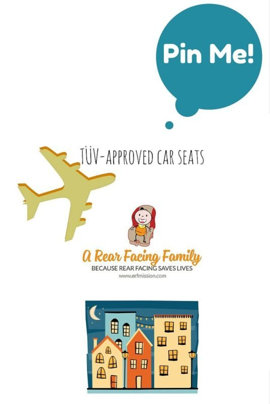 TÜV-approved Child Car Seats + Professional and Industry