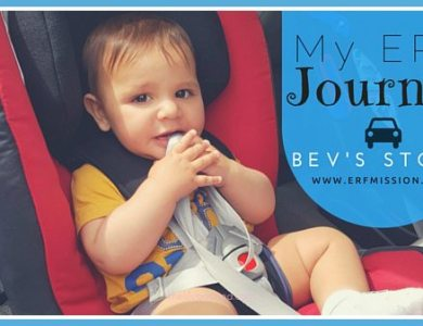 My ERF Journey - Bev's Story