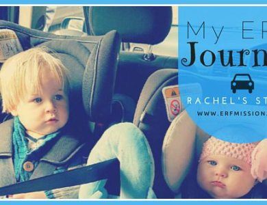 My ERF Journey - Rachel's Story
