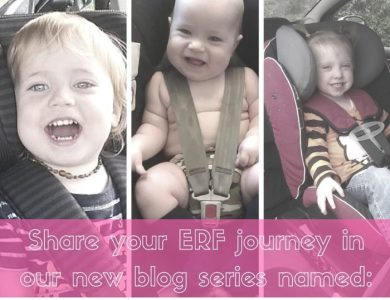 our erf journey - new blog series!
