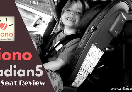 R5 car seat review