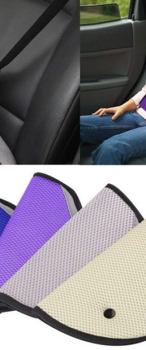 Killer Car Seat-Belt-Covers