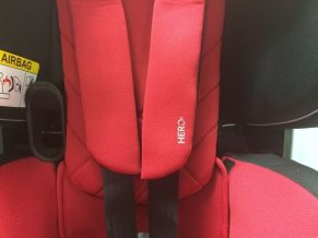 Infant car seat adapters