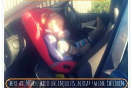 no leg injuries in RF