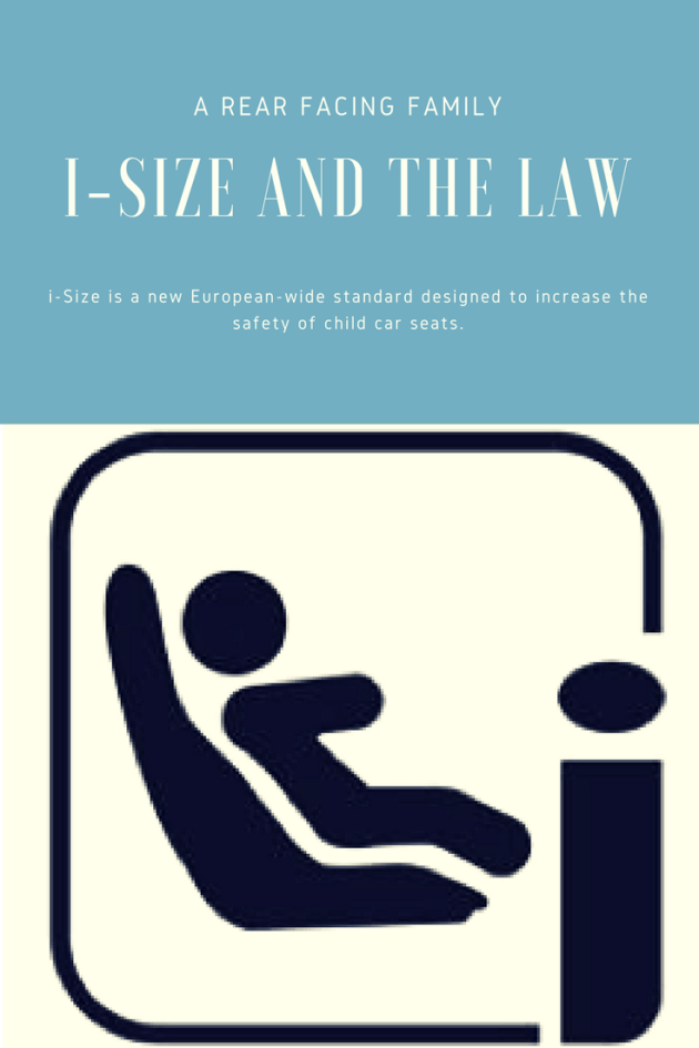 I-SIZE AND THE LAW pinterest