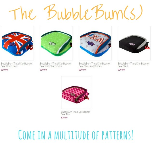 BubbleBum patterns