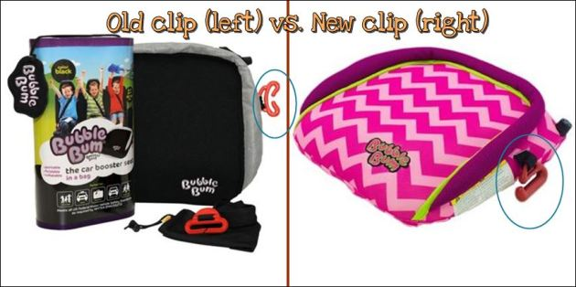 New BubbleBum vs. Old BubbleBum