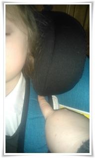 minikid headrest