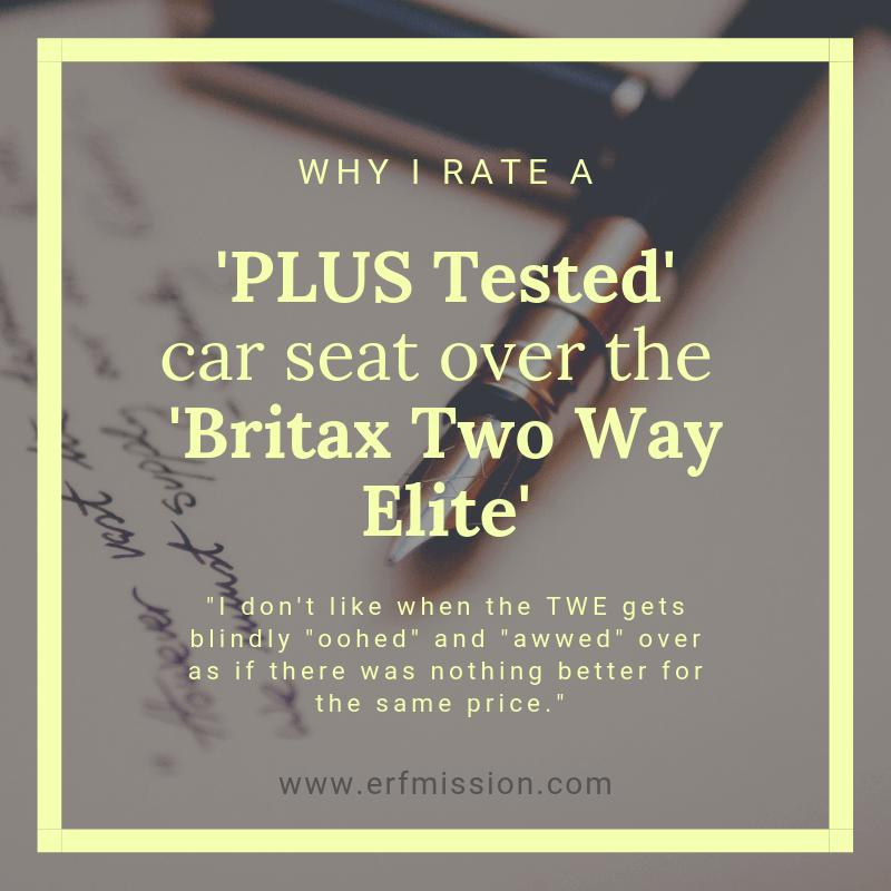 britax max way test