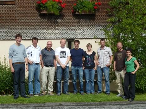 2011 am 1. Mai Ausflug in den Bregenzerwald