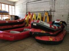 Das Bootslager