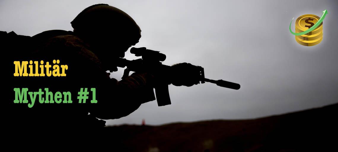 Schweizer Militär Top Mythen #1