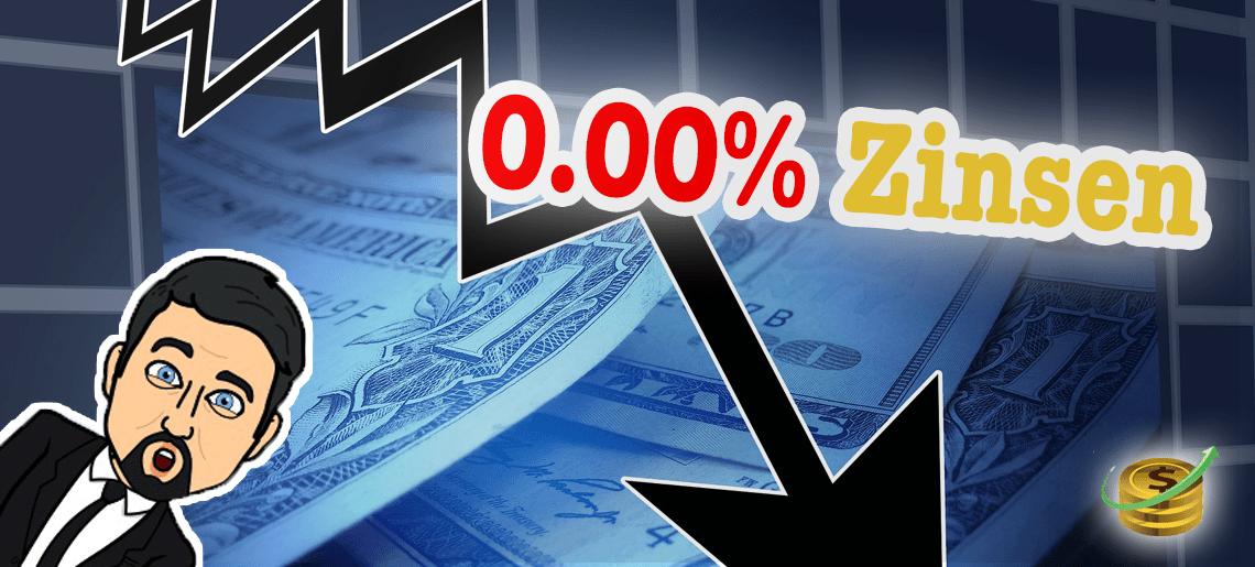 0.00% Zinsen in der Schweiz