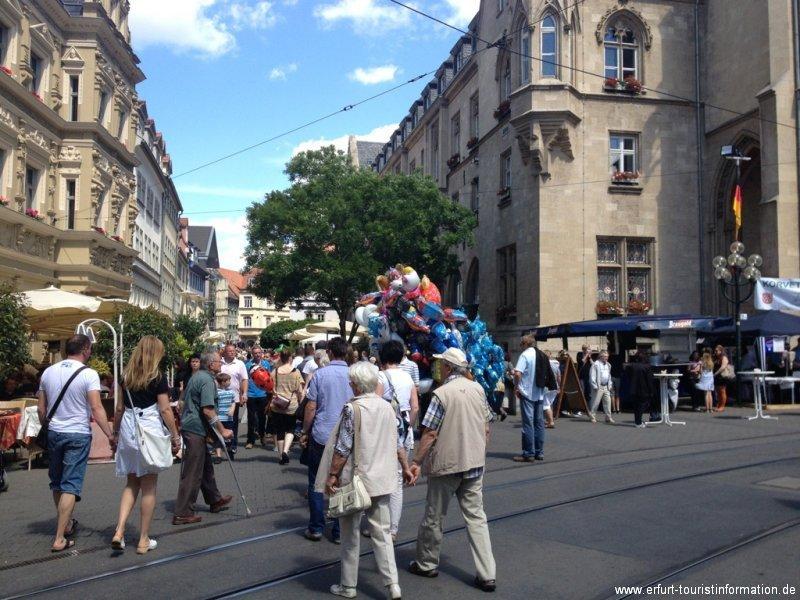 Krämerbrückenfest 2019 Größtes Altstadtfest Thüringens Eve