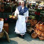 Marktfrau Kostüm Stadtführung