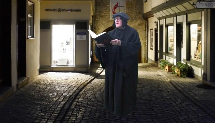 Luther-Stadtführung Erfurt