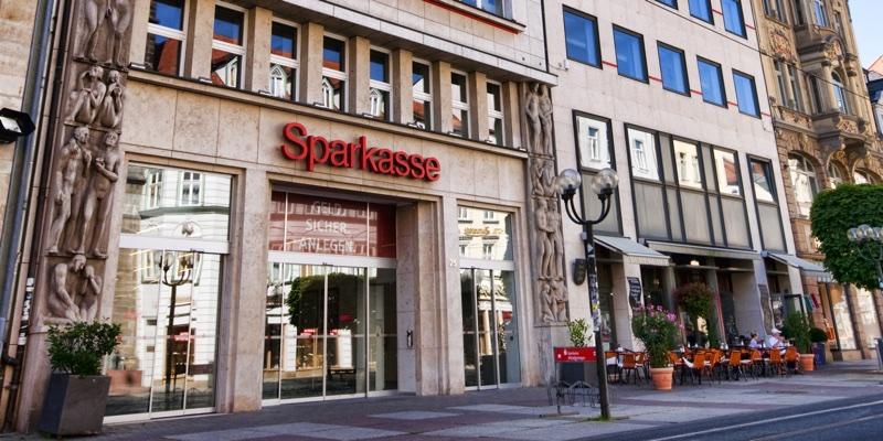 Sparkasse Erfurt, Bauhaus
