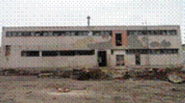 Iroda épület átalakítása