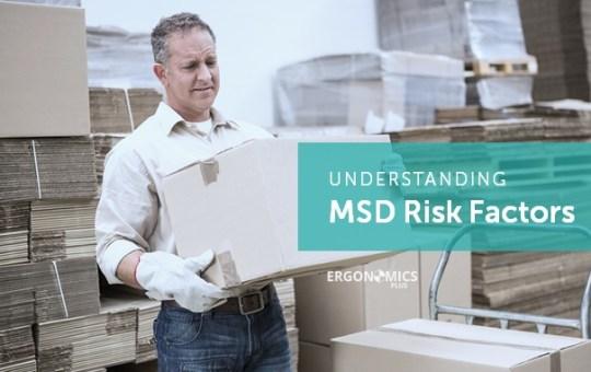 Musculoskeletal Disorder (MSD) Risk Factors in Manual Material Handling