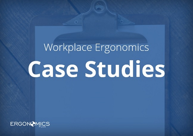 Ergonomics Case Study --- Lift Assist and Two-Step Stool