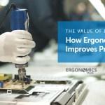 The Value of Ergonomics — How Ergonomics Improves Productivity