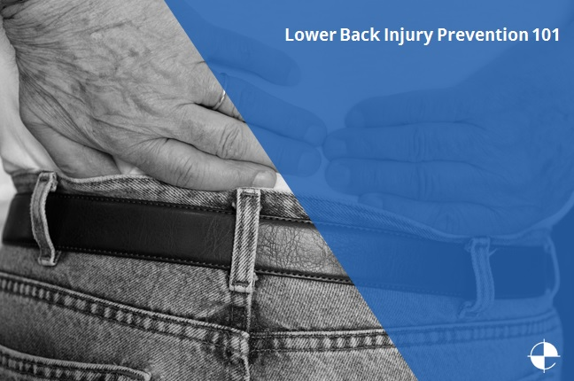 Lower Back Injury Prevention 101