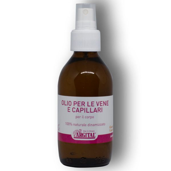 Olio vene e capillari