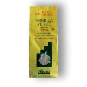 argilla verde attiva