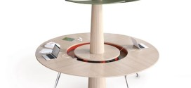 SHARING TABLE BAOBAB Design: Estel R&D (Italie)