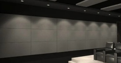 Sparta, high-end acoustic panels by Artnovion