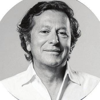 Olivier Saguez  fondateur et designer de Saguez et Partners