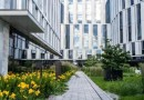 The World's 2nd Most Sustainable Office Building is in Krakow