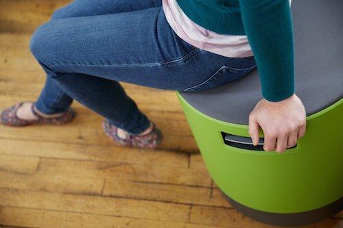 green bouy turnstone steelcase