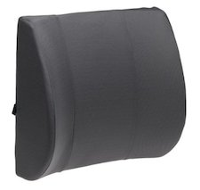 back pain gift idea - back support lumbar pillow
