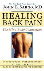 back pain gift idea - healing back pain book