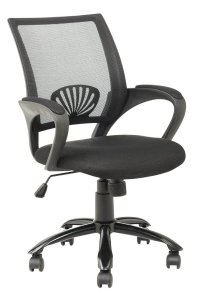 choose an ergonomic chair - mid back mesh office chair