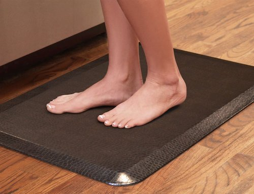 anti fatigue mat - NewLife by GelPro Pebble Designer Comfort Mat