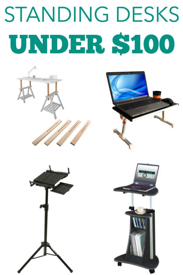 standing desks under 100 dollars
